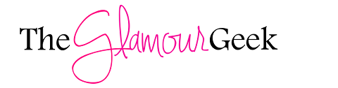 The Glamour Geek Logo